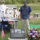 Resurrection Cemetery memorial stone honors victims of Vietnam-era tragedy