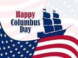 Columbus Day Closing