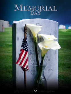 Memorial Day Masses at our Cemeteries