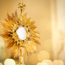 Eucharistic Adoration in May
