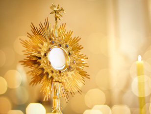 Holy Hour Adoration on New Year's Eve