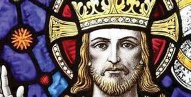 Our Lord Jesus Christ, King of the Universe.