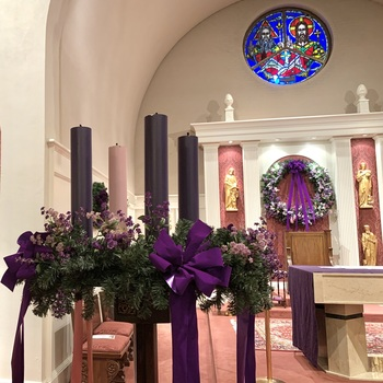 Blessing of Our Advent Wreath