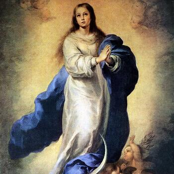 Vigil Mass 6:30PM: The Immaculate Conception of the Blessed Virgin Mary