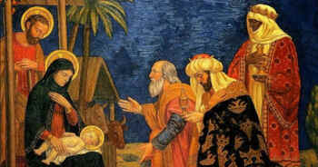 Mass- The Epiphany of the Lord 10:30AM