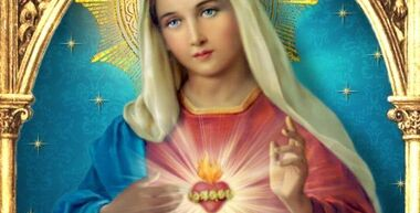 The Immaculate Heart of the Blessed Virgin Mary