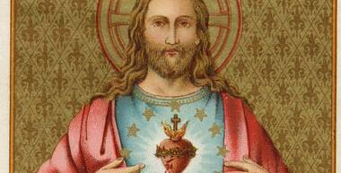 The Most Sacred Heart of Jesus