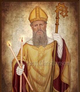 Memorial of Saint Blaise, Bishop and Martyr