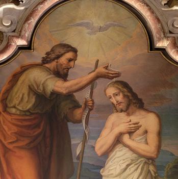 Mass- The Baptism of the Lord 8:00AM