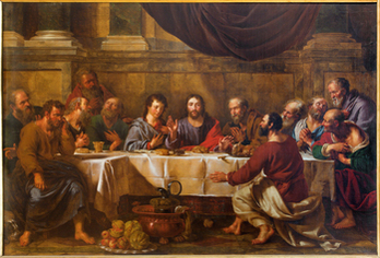 Mass-Holy Thursday