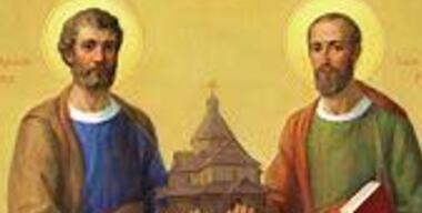 Solemnity of Saints Peter and Paul, Apostles