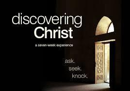 Discovering Christ begins October 23!