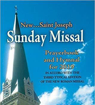 St. Joseph Sunday Missals now available