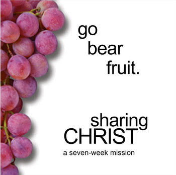 Sharing Christ: A Seven-Week Mission