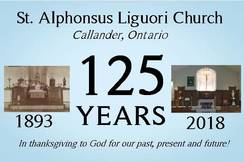 St. Alphonsus Open House!