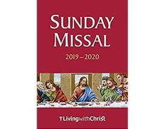 2020 Sunday Missals now available
