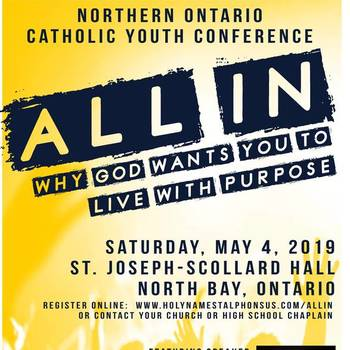 Northern Ontario Catholic Youth Conference