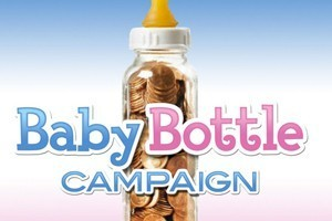 Pregnancy Centre Baby Bottle Campaign