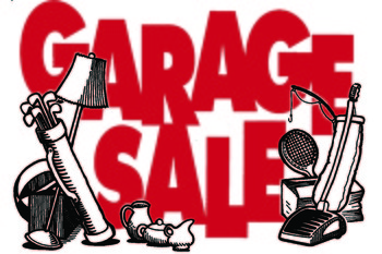 C.W.L. Annual Garage Sale!