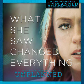 """Unplanned"" Movie - North Bay debut"