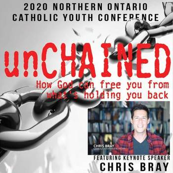 SATURDAY! 2020 Northern Ontario Catholic Youth Conference!