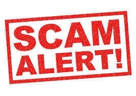 Scam Alert! Do not fall for fake emails asking for money