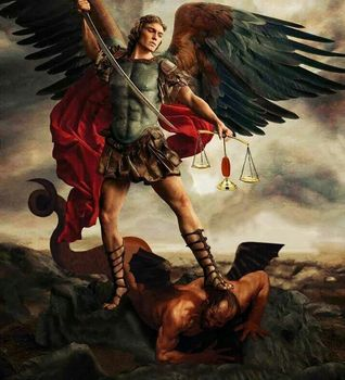 Prayer of St. Michael the Archangel to be prayed at end of Mass
