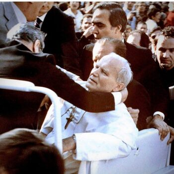 40 YEARS AGO TODAY: Pope John Paul II nearly killed in assassination attempt