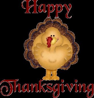 THANKSGIVING DAY -- MASS TIME 9:00 AM ONLY AT ST MARTHA