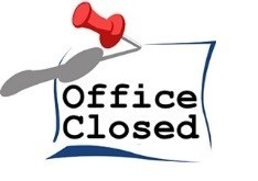 SM & IJ OFFICE IS CLOSED
