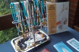 New Handcrafted Rosaries