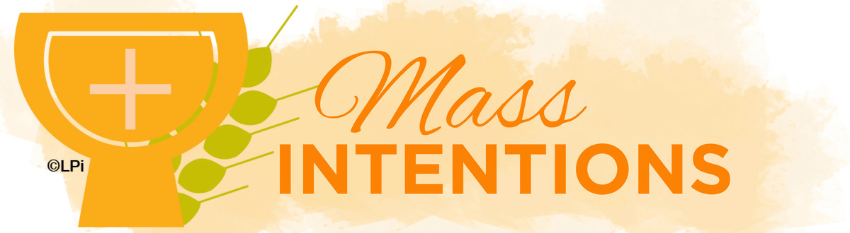 Now you can request your Mass Intention through our website!