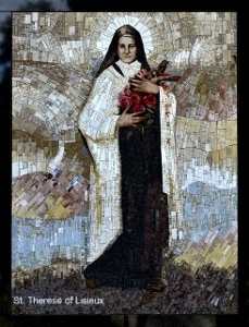 SAINT THERESE OF LISIEUX FEAST DAY