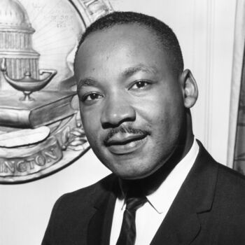 Dr. Martin Luther King, Jr. Day