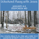 Weekend Away with Jesus