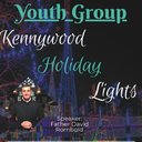 Youth Group Kennywood Holiday Lights