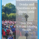 Drinks and Questions with Derya Little