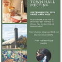 Town Hall Meeting - St Mary