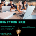 Youth Homework Night