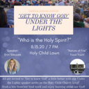 Get to Know God - Under the Lights