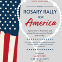 Rosary Rally for America