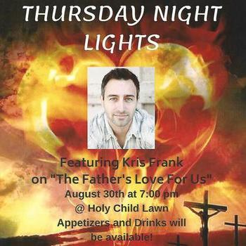 Thursday Night Lights feat. Kris Frank
