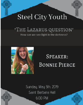 Steel City Youth The Lazarus Question