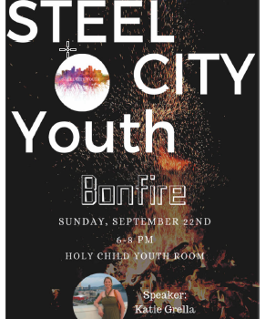 Steel City Youth Bonfire