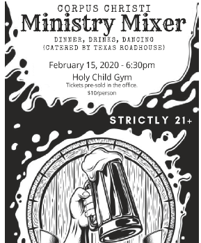 Ministry Mixer