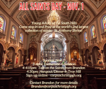 Young Adults - St Anthony Shrine