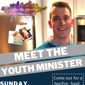 Meet the Youth Minister