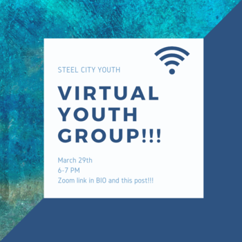 Virtual Youth Group!!