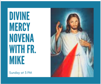 Divine Mercy Novena with Fr Mike
