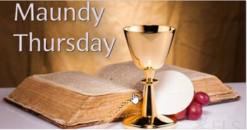 Maundry Thursday Mass with Corpus Christi